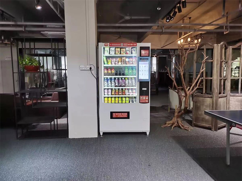 自动售货机-一个不起眼的高利润赚钱项目-东莞自动售货机公司