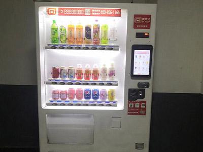 在Covid-19期间,自动售货机无接触技术为防感染做出了极大的贡献!