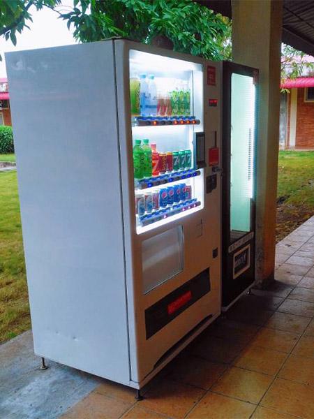 易达饮料自动售货机